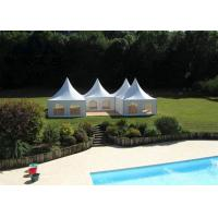 Wholesale German High Peak Party Canopy Tent , 5x5M Small Tents For Outside Events from china suppliers