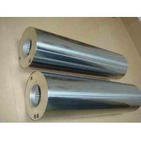 Wholesale Large - Scale Printing Equipment Industrial Steel Rollers , Paper Emboss Roller from china suppliers
