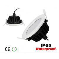 Wholesale 3inch 12W Round waterproof IP65 LED downlight for bathroom outdoor light samsung5630 CRI80 from china suppliers