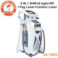 Wholesale multifunctional 4 in 1 ipl beauty machine / ipl tattoo removal machine ipl shr opt hair removal from china suppliers