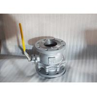 "Wholesale ASTM A216WCB Floating Full Bore Ball Valve Two Piece 4"" DN100 ANSI 150LB from china suppliers"