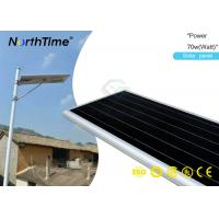 China High Lumen Solar Lights Street Lighting with CE RoHs Certificates on sale