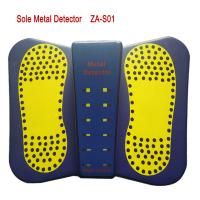 Buy cheap 2019 New Portable Shoes Metal Detector Sound/LED Alarm High Sensitivity Sole from wholesalers