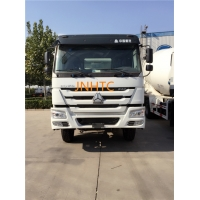 Wholesale Howo Sinotruk 9 Cubic 10m3 12CBM Cement Mixer Truck Two Seats from china suppliers