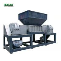 Wholesale Sk11 Blade Material Double Shaft Shredder Machine Tyre Crusher Machine from china suppliers