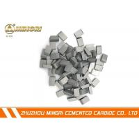 Wholesale SM10 Tungsten Carbide Saw Tips for CircularSaw Blade , long using life from china suppliers