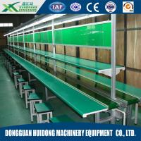 Wholesale Assembly Line Automated Conveyor Systems , Assembly Line Conveyor 0.4kW - 22kW from china suppliers
