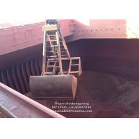 Wholesale Mechanical Four Rope Clamshell Grab / Grapple Bucket For Iron Ore or Nickel Ore from china suppliers
