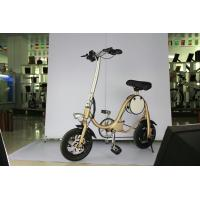 Wholesale 12 Inchs Folding Electric Bike 250W Adult Mini Lithium Battery Energy Saving from china suppliers