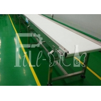 Buy cheap Linear PVC Belt Conveyor with speed motor from wholesalers