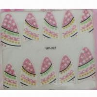 Wholesale DIY Creative Nail Decoration, Measures 10.5 x 7.2cm from china suppliers