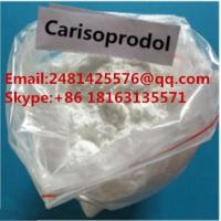 Wholesale 78-44-4 Pharmaceutical Raw Steroid Powders Carisoprodol For Muscle Relaxant from china suppliers