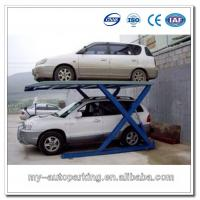 China Multi-level Car Stacker Double Stack Parking System Vertical Parking on sale