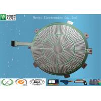 Wholesale Round Green Insulate PET Flex Circuit 0.125 Mm Silver Paste Print For Sports Electronic Dart from china suppliers