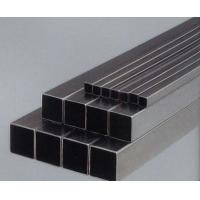 Wholesale stainless steel tube price, 304 square tube 80*80mm custom, astm a554 standard from china suppliers