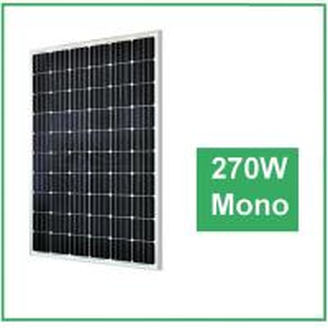 UV Resistant Silicon Mono Crystal Solar Panel , Transparent Solar PanelsFor Farm