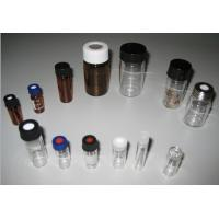 Wholesale Bright Color Perfume Glass Bottle / Small Glass Vial With Crimp-on Perfume Sprayer from china suppliers