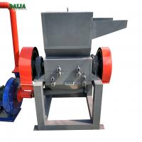 Wholesale Compact Copper Wire Granulator Separator , Copper Cable Recycling Granulator DLW-800 from china suppliers