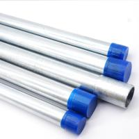 Wholesale GI BS4568 / RSC / IMC / EMT Galvanized Conduit Pipe from china suppliers