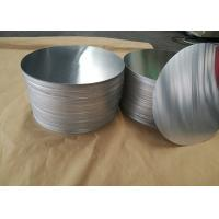 Buy cheap Deep Drawing Cookware Aluminum Circles 1000 Series Corrosion Resistance from wholesalers