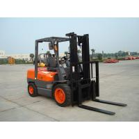 Wholesale ISUZU Engine Diesel Forklift Truck , 4 Ton Forklift 7000mm Max Lift Height from china suppliers