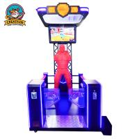 Buy cheap Healthy Boxing Coin Operated Game Machine For Ighting Attract Players from wholesalers