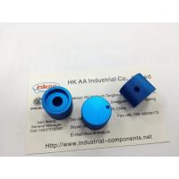 Wholesale Dark blue anodized aluminum guitar knob,OEM/ODM service from china suppliers