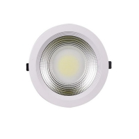 Wholesale 7W/15W/20W/30W COB Down Light with Two Colors for Family Use from china suppliers