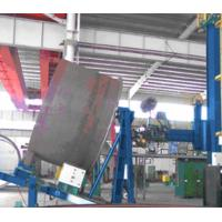 Wholesale Tilt Rotator For Wind Power Tube Flange Welding / Wind Tower Production Line from china suppliers