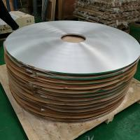 Wholesale High Strength Aluminium Hollow Glass Strip 3003 / H19 With 0.17mm - 0.5mm Thickness from china suppliers
