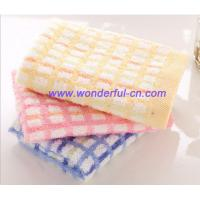 Wholesale Personalized fancy colorful designer small hand towels for promotion from china suppliers