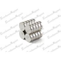 Buy cheap 35SH Silver Permanent Neodymium Disc Magnets Dia 25 mm for Auto Parts from wholesalers