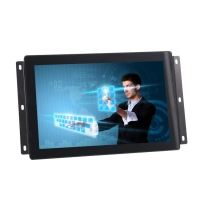 Wholesale Open Frame IP65 DVI VGA Embedded LCD Monitor 1280x800 from china suppliers