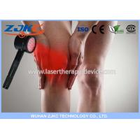 China 650nm / 650nm Laser Treatment For Sciatica Pain With Rechargeable Lithium Battery wholesale