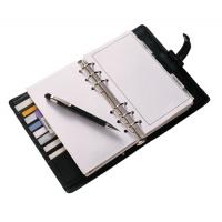 Wholesale High Quality PU leather refill notebook from china suppliers