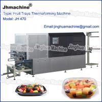 Wholesale Automatic four station thermoforming machine for Egg trays, Lunch box from china suppliers