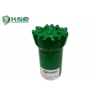 Tungsten Carbide Tipped Drill Bits , T51 Mining and Stone Drilling Tools