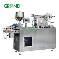 Wholesale Thermoforming Liquid Blister Packing Machine For Butter Honey Jam Sauce DPP-150 from china suppliers