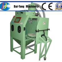 Wholesale Good Sealing Pressure Blast Cabinet , Media Blasting Equipment OEM Compact Design from china suppliers