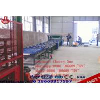 Wholesale Lightweight Eps Cement Wall Panel Making Machine Full Automatic Demouling Type from china suppliers