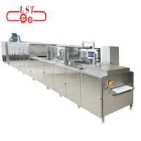 Wholesale PLC Controlled Chocolate Moulding Line With Remote Control System from china suppliers