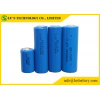 Wholesale Cylinder Shape Lithium Thionyl Chloride Battery 3.6V Lithium Battery Blue Color from china suppliers