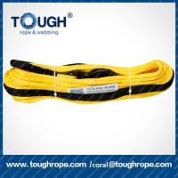 Wholesale Factory synthetic electric winch cable atv rope towing ropes utv 4x4 cord for sale from china suppliers