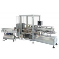 China PLC Controlled Vertical Type Automatic Cartoning Machine for Small Box Contained Products on sale