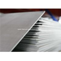 Buy cheap Ti 6Al7Nb medical titanium Sheet With ASTM F 67 And ISO 5832-2 from wholesalers