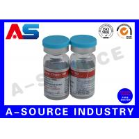 Buy cheap Laser 10ml Vial Labels Custom Waterproof Labels For Products Embossing / Gold Foil from wholesalers