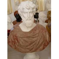 Wholesale Marble bust statue for man from china suppliers