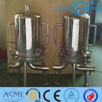 Wholesale 8R 9R Sanitary Filter Housing For Sugar Syrups Beer Final Filtration from china suppliers
