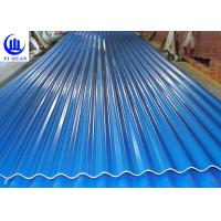 Wholesale High Strength Anti-corosion Insulation Plastic Roof Instead PVC Roof Tile Industry Building from china suppliers