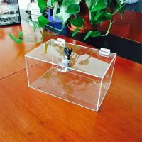 Acrylic Boxes Custom Made : Exquisite custom made wholesale eco friendly clear acrylic